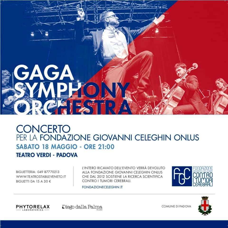 Orchestra Radio Zeta Calendario.Gaga Symphony Orchestra Al Verdi Per La Fondazione Giovanni