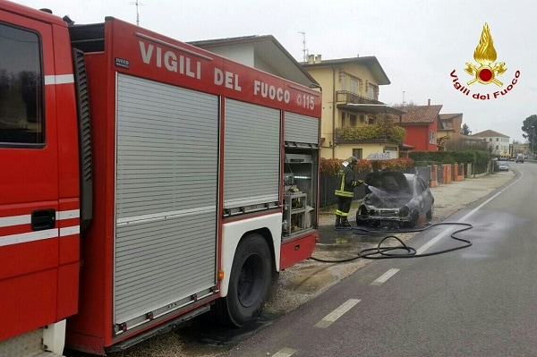 Incendio Macchina Teolo 2-2