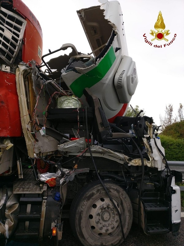 Incidente Autostrada Vigonza 6-2