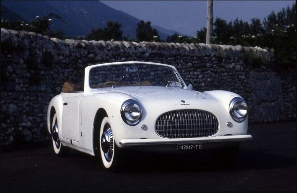 1948 Cisitalia 202 Cabriolet Gran Sport-2