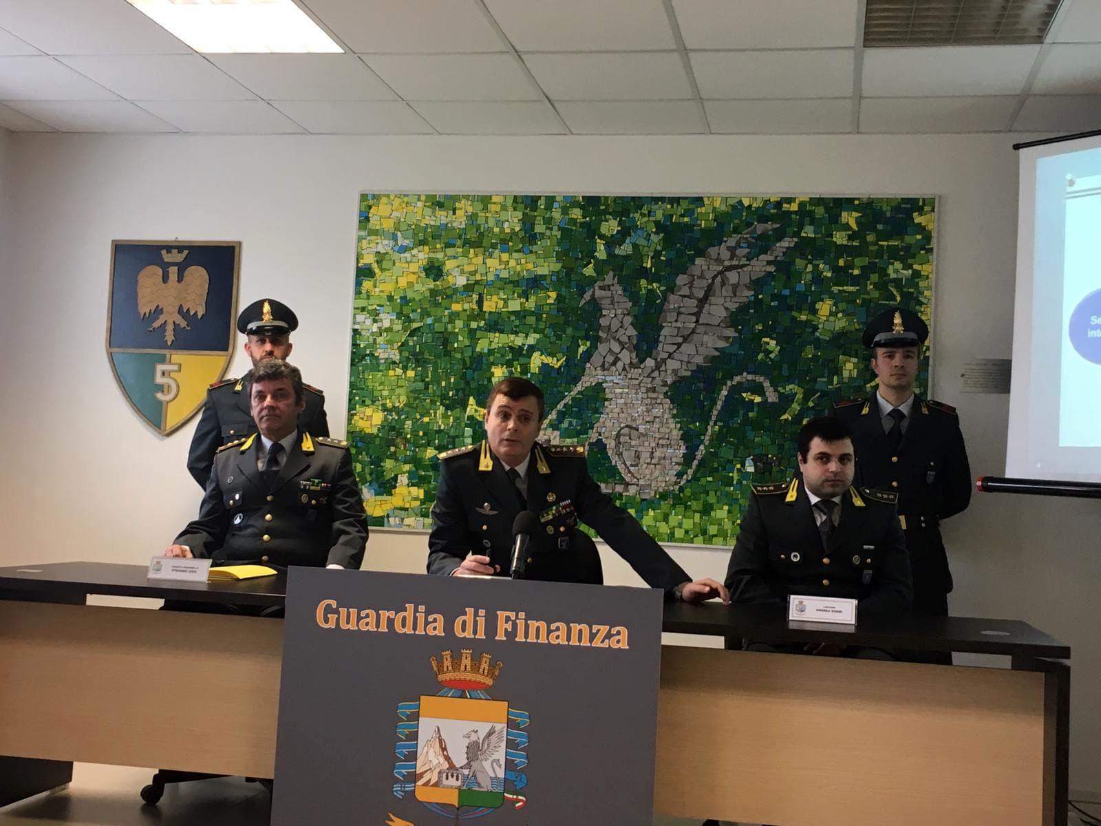 Guardia di finanza 2-3-2
