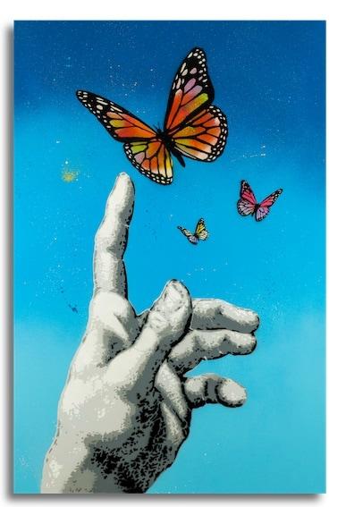 BUTTERFLY stencil-2