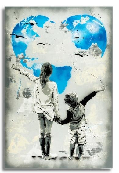 My World sky blue stencil-2