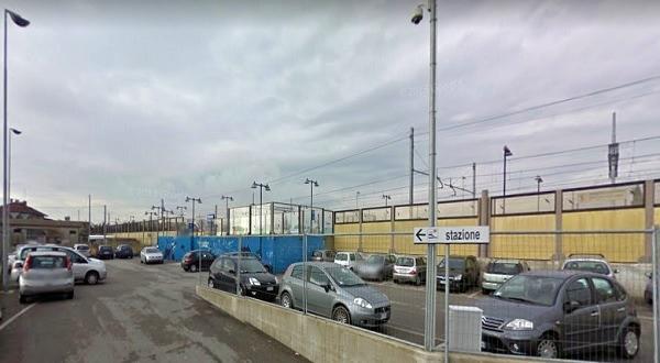 Parcheggio stazione Vigonza Pianiga-2
