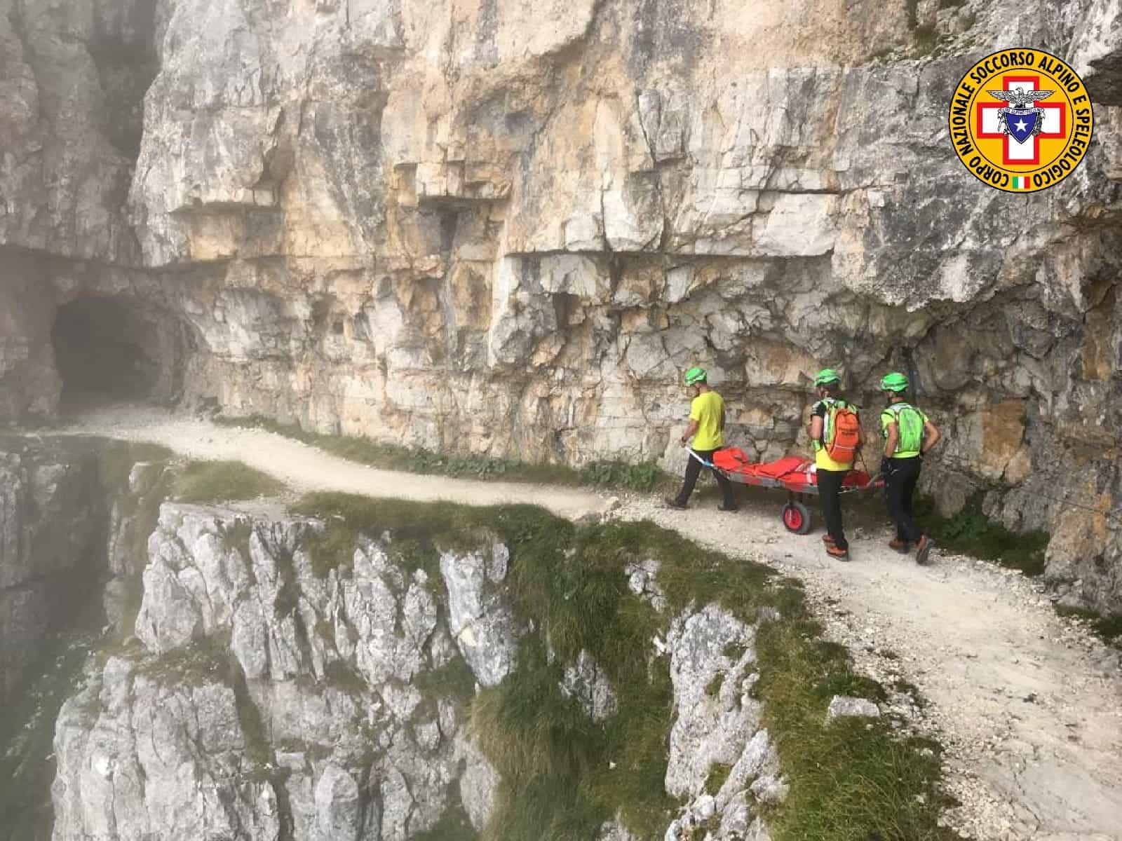 salvataggio escursionisti 1-2