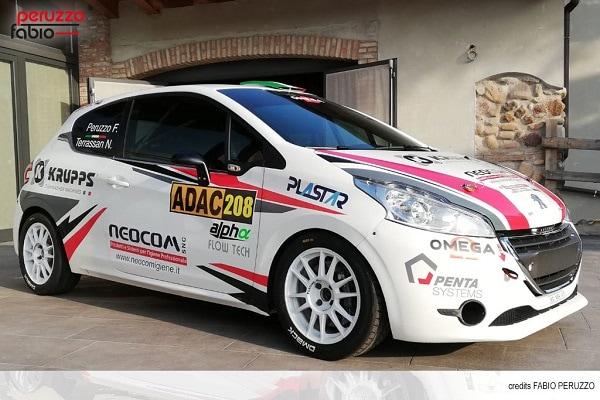 Fabio Peruzzo Macchina-2