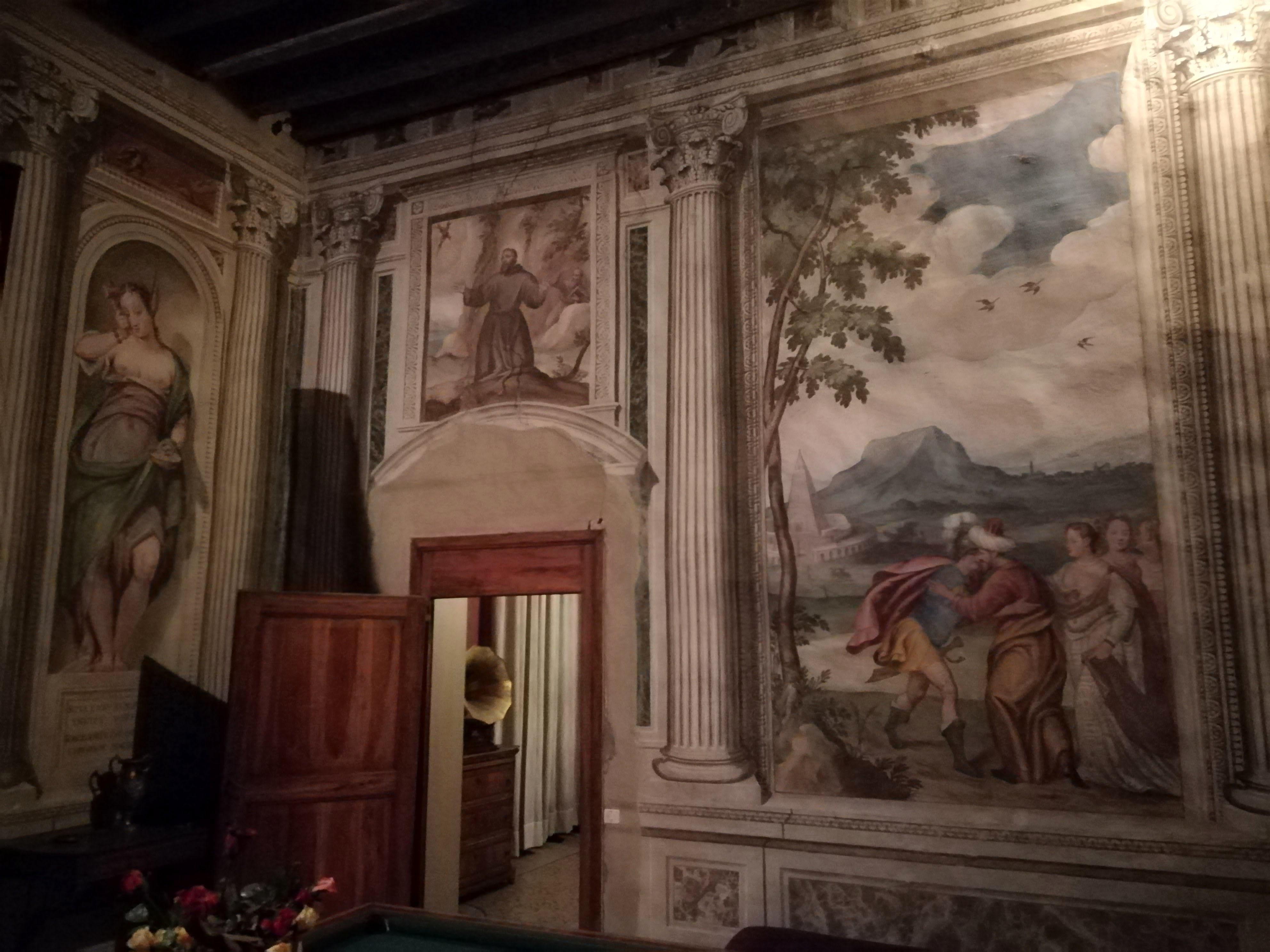 Villa Rigoni Savioli ad Abano Terme PD(4)-2