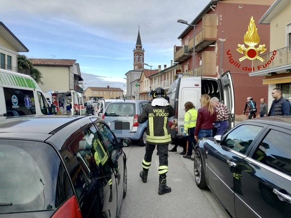 Incidente Corte Piove 3-2