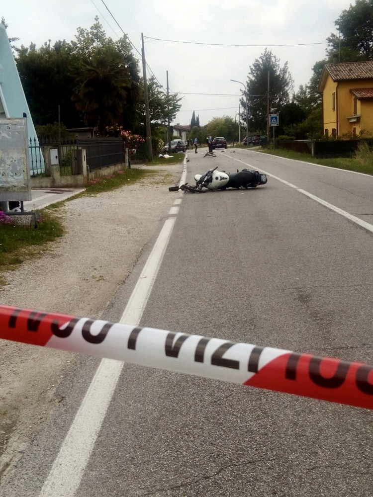 Incidente Santa Giustina in Colle 2-2-2