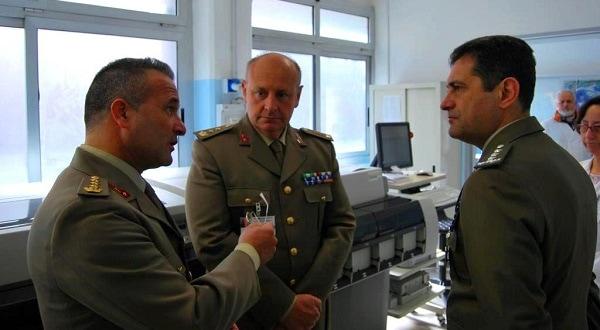Un momento della visita al DMML di Padova-2