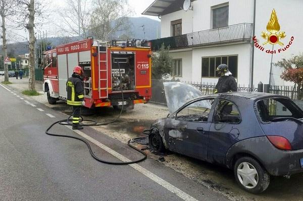 Incendio Macchina Teolo 3-2