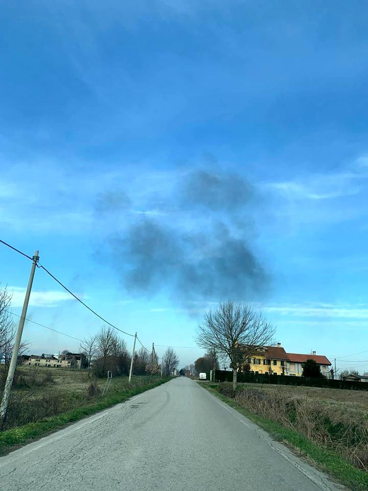 Incendio Fabbrica Milan 2-2-2