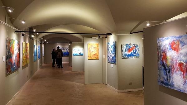 20180313 Opening Mostra GBoaretto - VSgarbi (4)-2