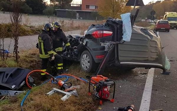 Incidente Brescia 1-2