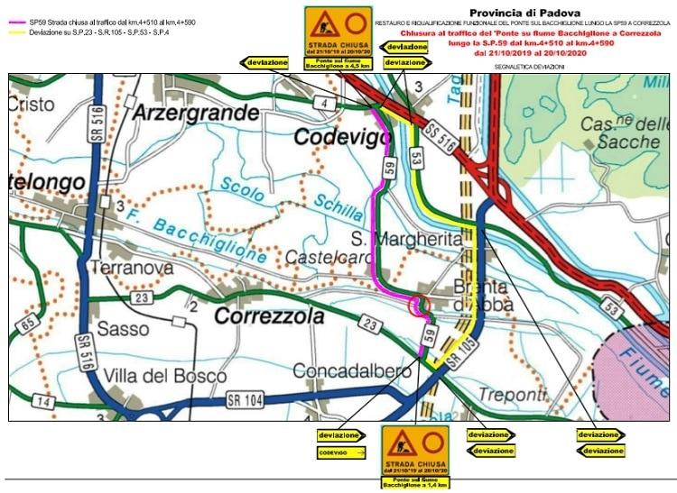 Deviazioni ponte Correzzola-2