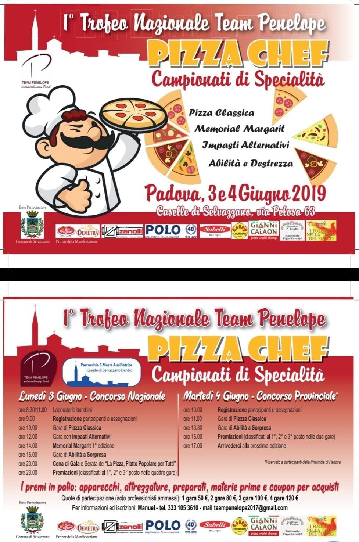 Pizza Chef 1º Trofeo Nazionale Team Penelope (1)-2