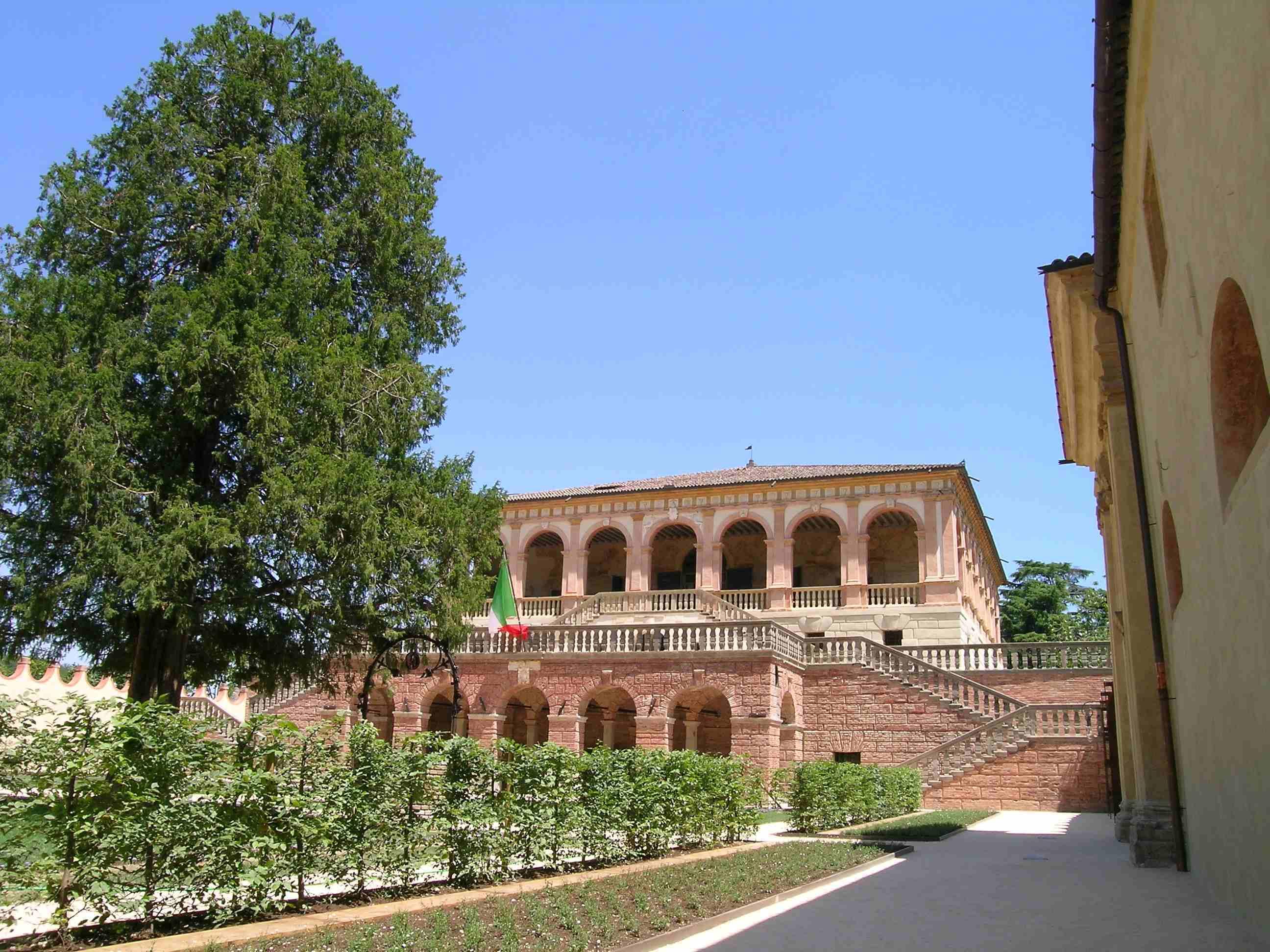 Villa dei Vescovi, Luvigliano di Torreglia, Foto Luca Simoncello © Archi...-2