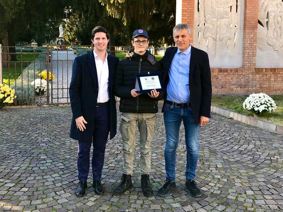 Roberto Bazzarello, Luca e Massimo Cavazzana-2
