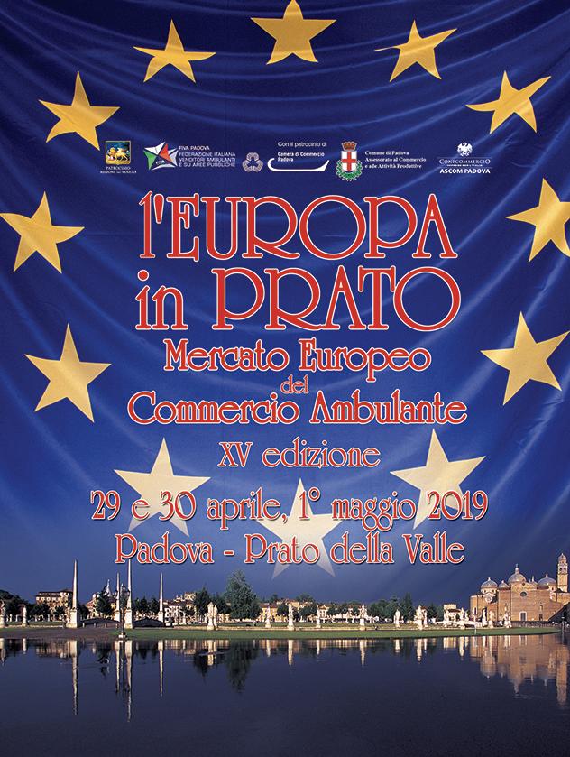 locandina EUROPA IN PRATO 2019-2