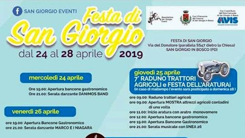 Festa di San Giorgio 2-2-2