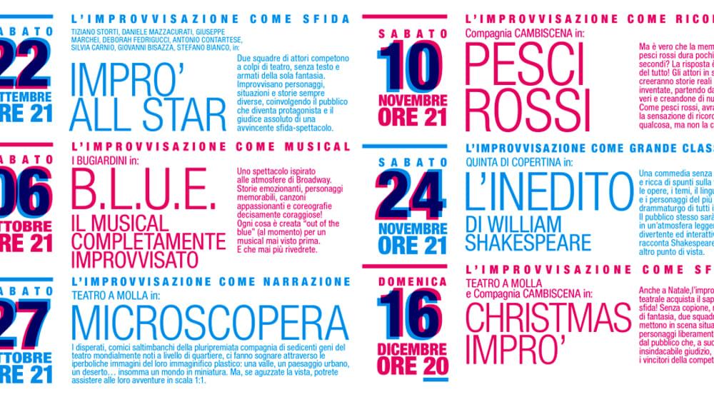 improvvisaz teatrale 2018 - impro' all star --4