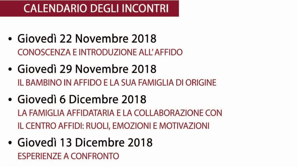 Calendario Incontri-2