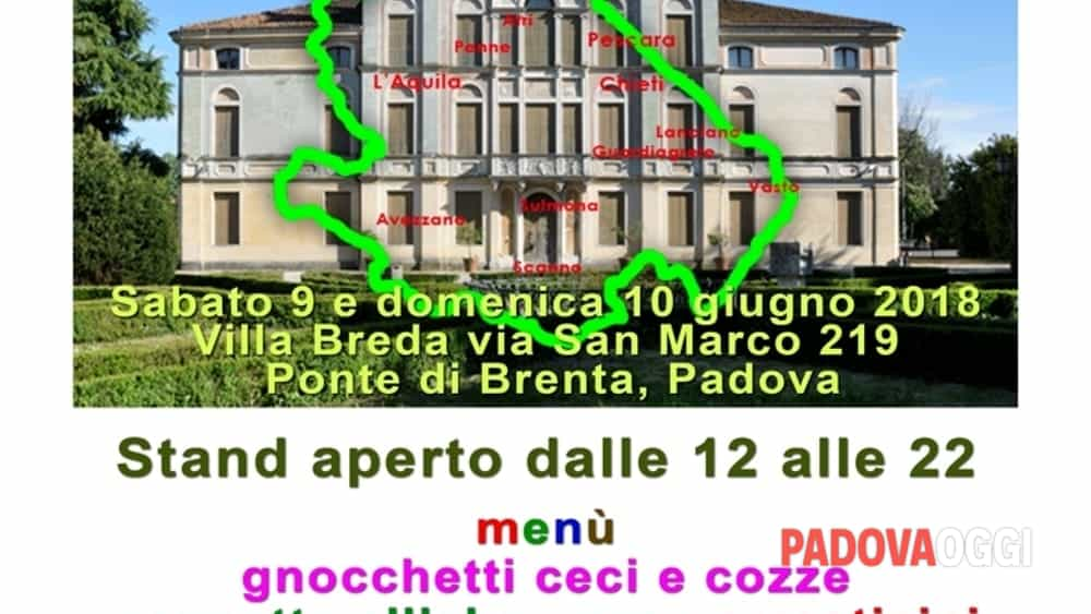enogastronomia abruzzese nei giardini villa breda-2