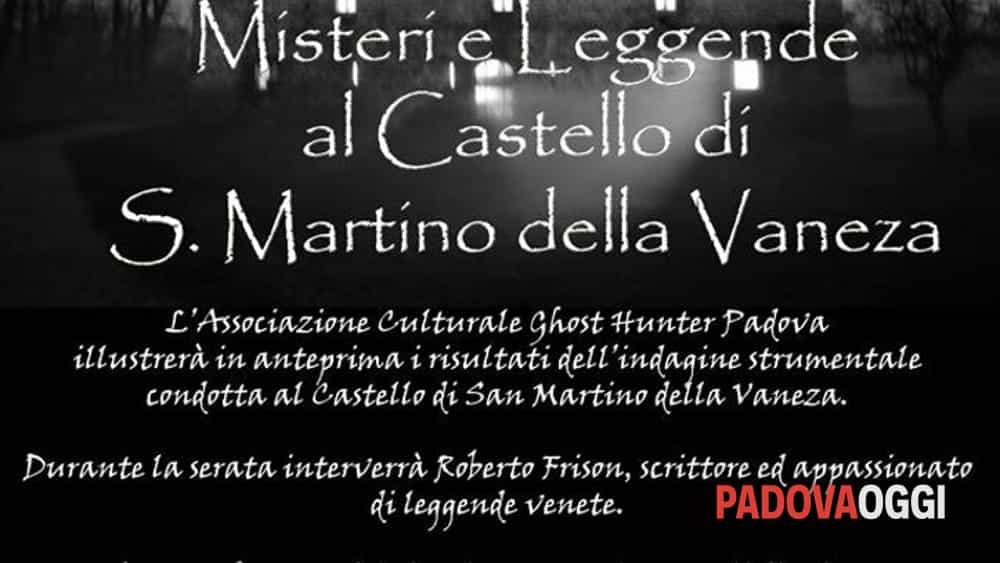 veneto spettacoli di mistero: misteri e leggende al castello di s. martino della vaneza-2