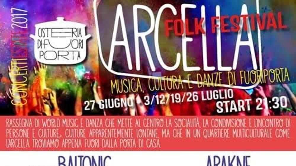 ARCELLA FOLK FESTIVAL PROG-2