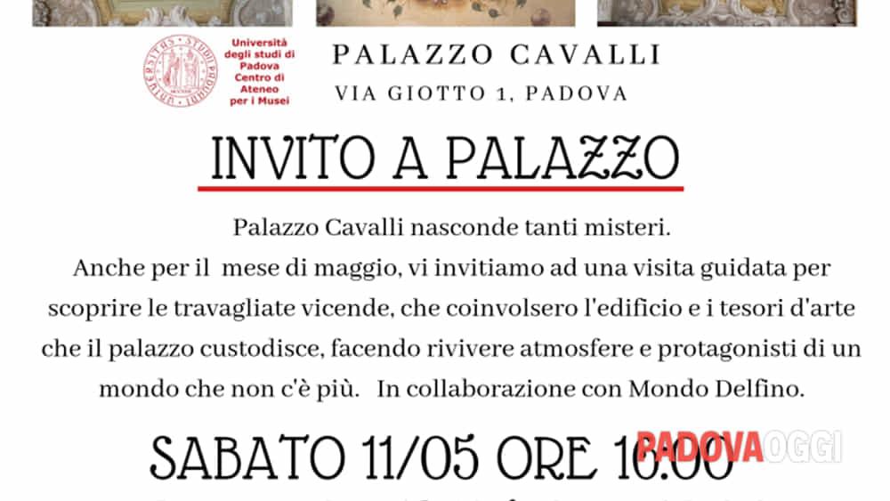 invito a palazzo - visita guidata a palazzo cavalli (pd)-2