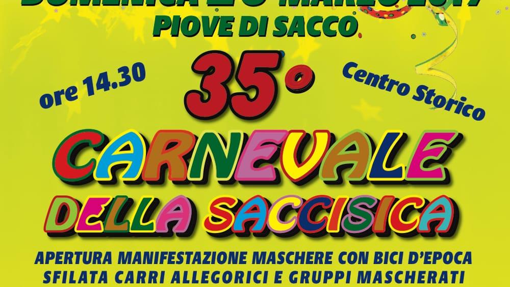 Carnevale della Saccisica 2017 a Piove di Sacco il 26 marzo-2