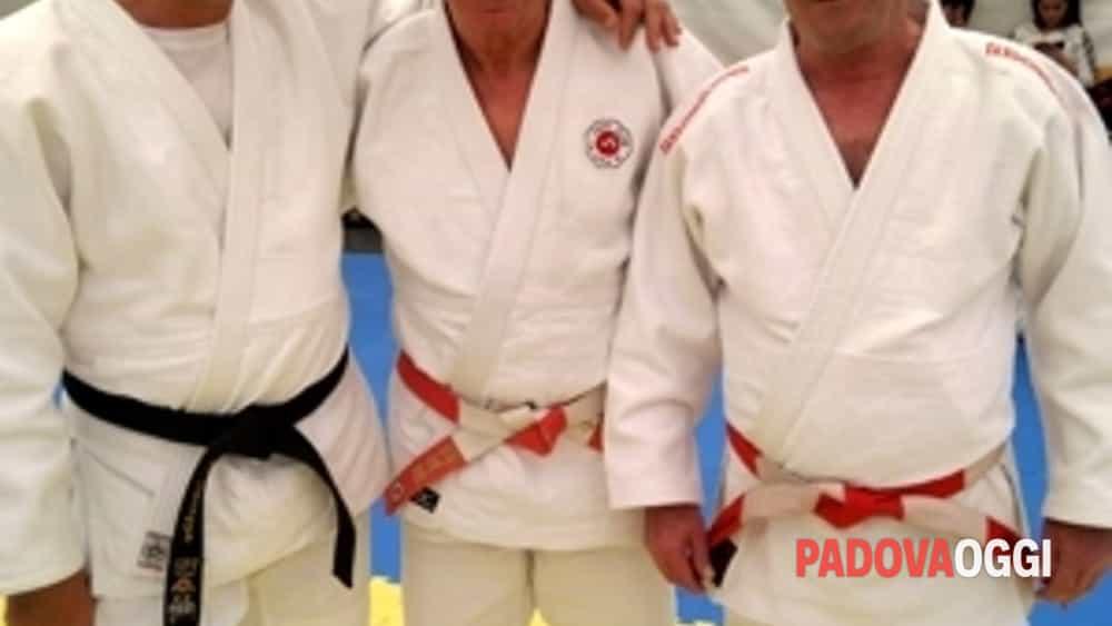 il judo ryu dojo padova allo stage nazionale-2