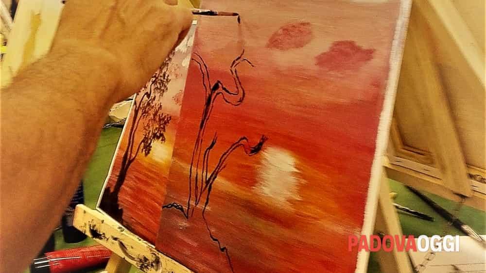 dipingendo nei verdi colli-2