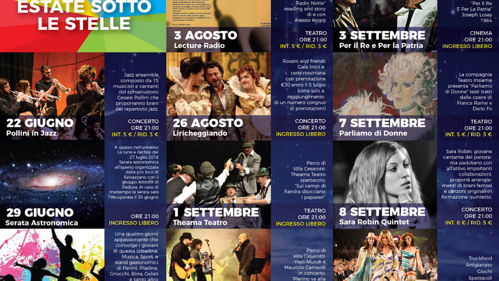 PROGRAMMA ESTATE SOTTO LE STELLE_2018-3