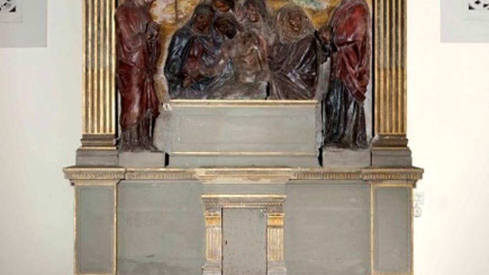 Compianto sul Cristo morto_chiesa di san Pietro_VE 64541-5