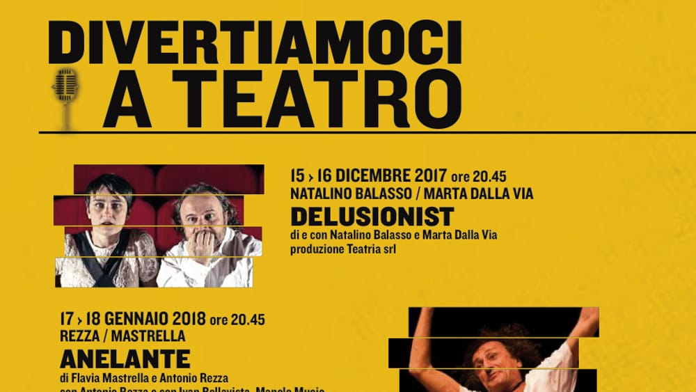 divertiamoci a teatro 2017-2