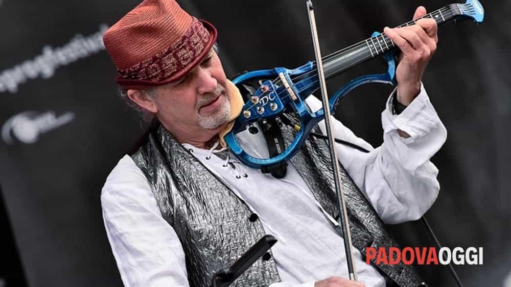 le orme con special guest david cross (king crimson) a padova -2