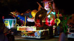 Carnevale in notturna a Montemerlo il 5 maggio 2018 2-2