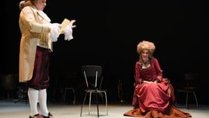Intrigo e amore-Roberto Alinghieri, Mariangeles Torres-Foto Caroli-2