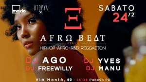 Afro Beat italy HipHop Afro Beat Dancehall-2