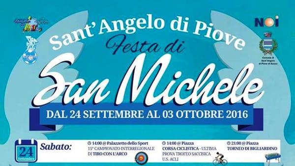 Festa di San Michele a Sant'Angelo di Piove di Sacco