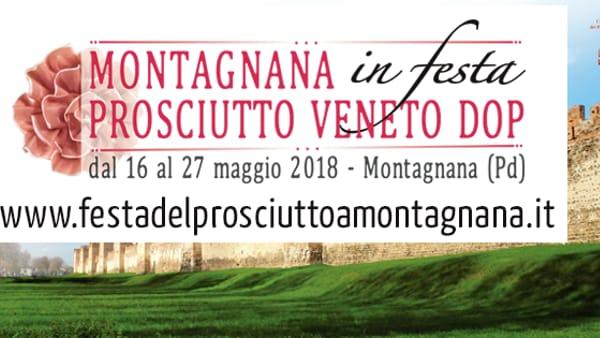 Montagnana in festa 2018, prosciutto veneto Berico-Euganeo D.O.P.