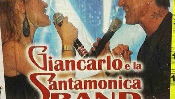 Ballo liscio con Giancarlo e la Santamonica band-2