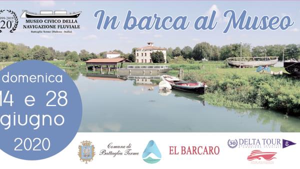 """""""In barca al museo"""": visite al MUBA e aperitivo con cicchetti alla barcara"""