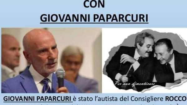 Incontro con Giovanni Paparcuri a Lozzo Atestino