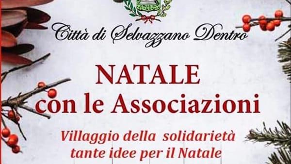 """""""Natale con le associazioni"""", il programma delle iniziative a Selvazzano Dentro"""