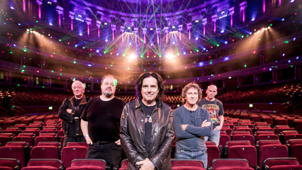 Marillion with friends from the Orchestra al Geox