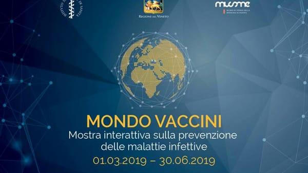 """""""Mondo vaccini"""", mostra al museo di storia della medicina di Padova"""