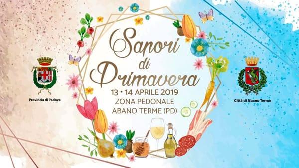 """XV edizione di """"Sapori di primavera"""" ad Abano Terme"""