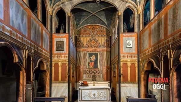 Apertura straordinaria della cappella degli imperatori al castello del Catajo